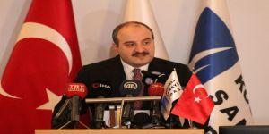 """Sanayi ve Teknoloji Bakanı Varank: """"Önümüzdeki ay 20 milyon liralık destek programlarını açıklayacağız"""""""