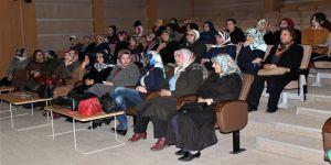 """Elazığ'da """"Sağlıklı Yaşam"""" semineri"""
