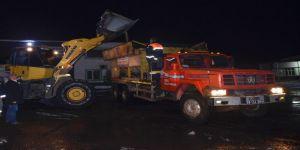 Çorlu Belediyesi kar hazırlıklarını tamamladı