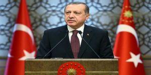 """Cumhurbaşkanı Erdoğan:""""(Yeni askerlik sistemi) seçim sonrasına kalır"""""""