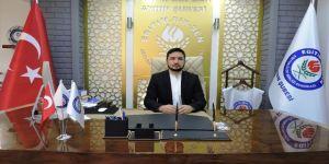 """Aydın'da """"Kanayan Yaramız Doğu Türkistan"""" Konferansı"""