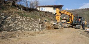 Nazilli Belediyesi, Kahvederesi'nde Değişime Devam Ediyor