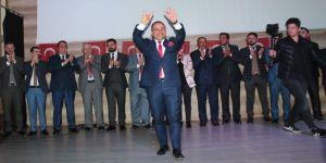 Cumhur İttifakından Alaşehir'de Gövde Gösterisi