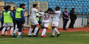 Elazığspor 6 Maç Sonra Kazandı