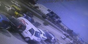 Bariyerlere Çarparak Takla Atan Otomobil 70 Metre Böyle Sürüklendi