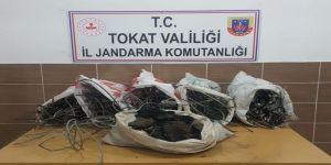 Kablo Hırsızına Yurtdışına Çıkma Yasağı