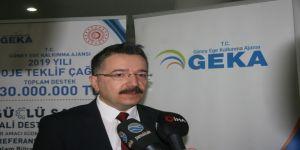 Geka '2019 Yılı Mali Destek Programları Bilgilendirme' Toplantılarına Denizli'de Devam Etti