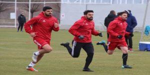 Dg Sivasspor, Bursaspor Maçı Hazırlıklarını Sürdürdü