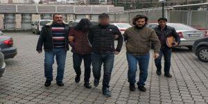 Samsun'da Gasp İddiasına 4 Gözaltı