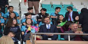 Bakan Kasapoğlu: 5 bin spor tesisi var