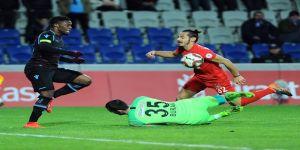 Ziraat Türkiye Kupası: Ümraniyespor: 3 - Trabzonspor: 1 (Maç sonucu)