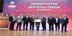 Ato Akreditasyon Denetiminde Türkiye Birincisi Seçildi