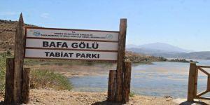 Adü'lü Öğrencilere Bafa Gölü Tanıtıldı