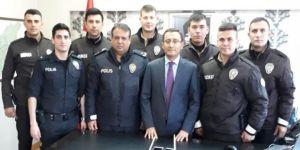 Alaşehir'de Gece Bekçileri Göreve Başladı