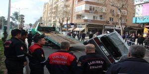 Zincirleme Kazada 3 Çocuk Yaralandı