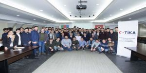 Tika'dan Azerbaycanlı Gençlere Destek
