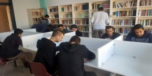 Muhsin Yazıcıoğlu Kütüphanesi Açıldı