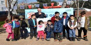 Sabiha Gökçen Parkı Hizmete Açıldı