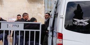 Kudüs Valisinin de aralarında bulunduğu 30 Filistinli gözaltına alındı