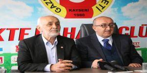 Kayseri Gazeteciler Cemiyetine Ziyaretler