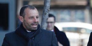Eski Barcelona Başkanı Rosell için şartlı serbestlik kararı