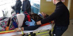 Bursa'daki Kazada Acı Haber...8 Aylık Hamile Kadın Bebeğini Kaybetti