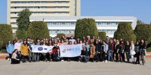 Erasmus+ Ve Mevlana Öğrencileri Akdeniz Üniversitesi'nde