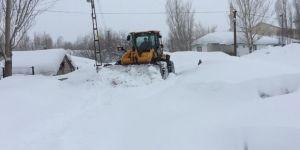 Kar Nedeniyle 281 Köy Yolu Kapandı
