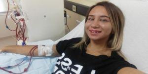 Böbrek Hastası Genç Kızdan 'Otomatik Organ Bağışı Kampanyası'