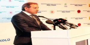 Karabacak'tan Sanayi Sitesi Teşekkürü