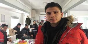 Türk Kızılayına gönüllü dopingi