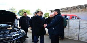 Erbaa'ya Araç Muayene İstasyonu Yapılacak