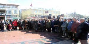 28 Şubat'ın Yıl Dönümünde Ak Partililerin Basın Açıklaması Yaptı
