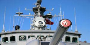 Tatbikatta Gemiler Top Atışlarıyla Dosta Güven, Düşmana Korku Saldı