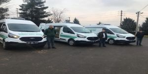 Büyükşehir Cenaze Araç Filosunu Büyütüyor
