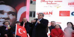 Chp'li Mehmet Ali Çalkaya'nın Adaylığı Düşürüldü