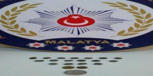 Malatya'da Tarihi Eser Kaçakçılığı Operasyonu
