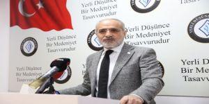 """Yerli Düşünce Derneği Onursal Başkanı Topçu: """"Büyük Türk Milleti İlk Seçimlerde Darbecilere Derslerini Verdi"""""""