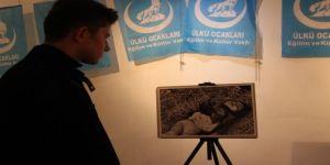 'Hocalı Soykırımı'nı Fotoğraf Sergisi İle Andı