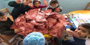 'Haydi Sende Oyna' Twinning Projesi Yüzlerce Çocuğu Sevindirdi