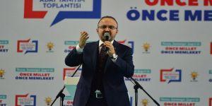 AK Parti Grup Başkanvekili Turan: Seçimlerde İstanbul, Ankara rüyaları görüyorlar