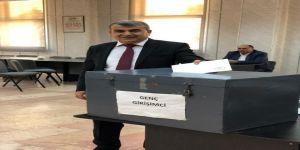 Gtb'de Tobb Gaziantep Kadın Ve Genç Girişimciler İcra Kurulu Seçimleri Yapıldı