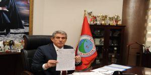Adaylığı Düşürülen Mehmet Ali Çalkaya'dan Açıklama