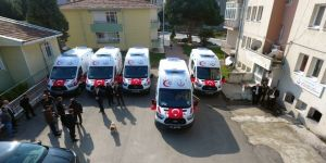Ambulans Filosuna 5 İlave