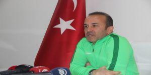 """Mehmet Özdilek: """"Hava Şartlarının Maçın Önüne Geçeceğini Düşünmüyorum"""""""