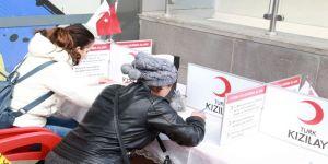 Çankaya Belediyesinden Kan Bağışına Tam Destek
