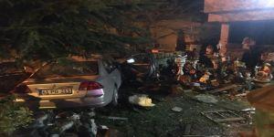 Sakarya'da Otomobiller Çarpıştı: 6 Yaralı
