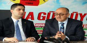 """Mhp'li Özdemir: """"31 Mart'ı Hesaplaşma Evresine Çevirmeye Çalışıyorlar"""""""