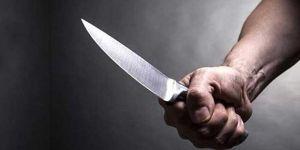 Tartıştığı kişi tarafından bıçaklandı