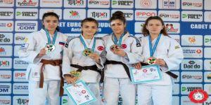 Judocular Avrupa Kupası'nda Fırtına Gibi Esti